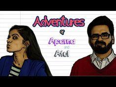 Aparna & Atul - Save the Date! - YouTube