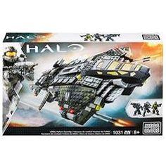 Mattel Mega Bloks Halo UNSC Vulture Gunship $59.99 (33% Off) @ eBay