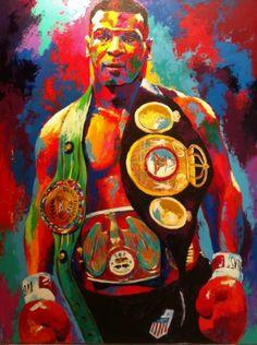 Al Sorenson Art Mike Tyson Canvas 22X28 Al Sorenson Art http://www.amazon.com/dp/B0081MW4GM/ref=cm_sw_r_pi_dp_NoYUtb08V4XPK6YE