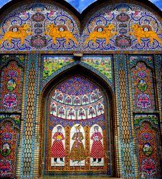 Garden of Naranjestan, Iran by Mehrzad Hatami, via 500px