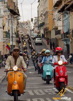 Distinguished Gentleman's Ride #Quito