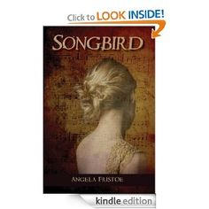 Songbird  210 pages  free  YA Romance