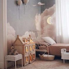 Stylish & Chic Kids Room Decorating Ideas - for Girls & .- Stylish & Chic Kids Room Decorating Ideas – for Girls & Boys Eye-opening kids room paint ideas //kids room curtains -