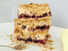 Berry Tea Cakes Reci