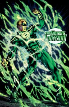 Green Lantern of New 52 Earth 2 (Alan Scott), Guardian of the Green