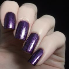 ChrissyAi: Pomegranate Nail Lacquer - Fairy Berry