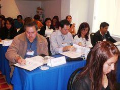 Todos los presentes en el curso estan muy interesados en las actualizaciones de la norma.