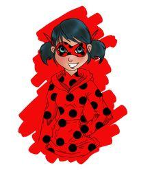 Ladybug hoodie by FlamingRedZombie Miraculous Ladybug, Social Community, Minnie Mouse, Disney Characters, Fictional Characters, My Arts, Hoodie, Deviantart, Artist