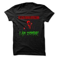 Cool I am ZOMBIE T-Shirts