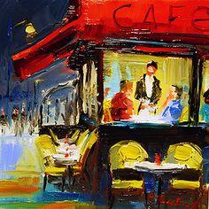 Jurij Frey: Café