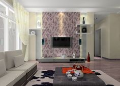 Living Room Wall Design For worthy Decorating Ideas Tv Wall Living Designs Tv Model