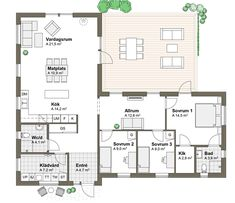 Villa, Floor Plans, How To Plan, Sims 4, Houses, Drawing Drawing, Projects, Homes, House