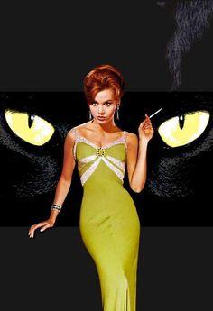 Walk On The Wild Side' - Movie Poster 1962 - Jane Fonda