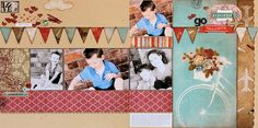 Go Wherever The Wind Blows Layout by Jowilna Nolte