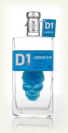 English Gin > Dj Limbrey Gin Distillery > D1 London Gin D1 London Gin (70cl, 40.0%)
