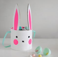Bunny Basket DIY