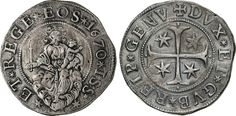 NumisBids: Numismatica Varesi s.a.s. Auction 65, Lot 359 : GENOVA - DOGI BIENNALI, III fase (1637-1797) Scudo 1670, sigle ISS....