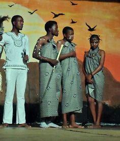 Embrace Africa`s beauty