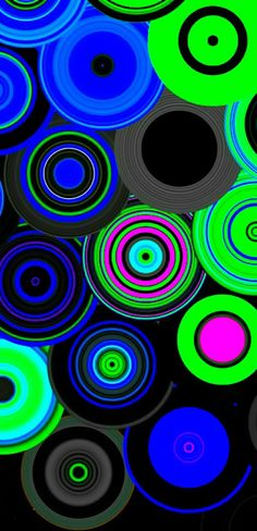 Bubbles Wallpaper, Wallpaper Iphone Love, Heart Wallpaper, Makeup Wallpapers, Abstract Pattern, Abstract Art, Dots, Design Inspiration, Geo