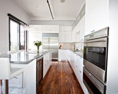 White Kitchen Design, Pictures, Remodel, Decor and Ideas - page 6