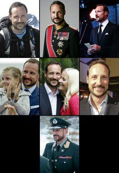 CP Haakon of Norway