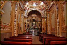Templo Santa María de Guadalupe,Cacaloxuchil,Huaquechula,Estado de Puebla,México