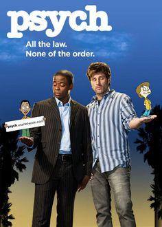 Psych (TV Series 2006– )