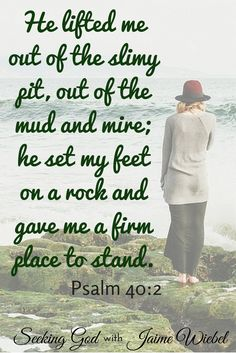 Now that I look back on it, I can see the Lord and His hand in my life…