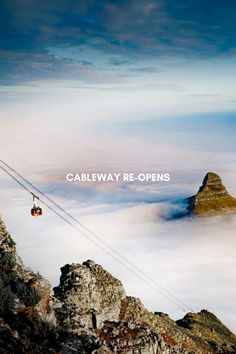 Going on an Aerial Cable Way ride up the gentle giant of the Mother City skyline, Table Mountain, is undoubtedly one of the top things to do in Cape Town. The Table Mountain Aerial Cableway Company (TMACC) is therefore incredibly excited to announce that local and domestic travellers will finally be able to enjoy this bucket-list worthy experience once again from the 1st of September 2020! Stuff To Do, Things To Do, Table Mountain, Gentle Giant, Cape Town, Cable, To Go, September, Bucket