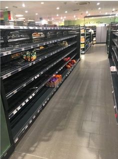 http://ift.tt/2wvjAfI German supermarket emptied it shelves of foreign goods to show how boring the country would be without diversity