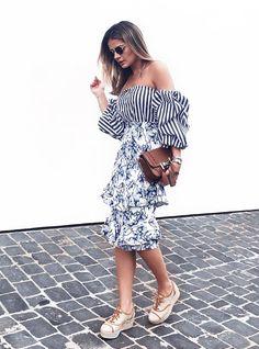 ESTAMPA FLORAL: Aprenda a usar a estampa... - FashionBreak