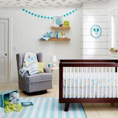 Circo™ 4pc Crib Bedding Set - Trunks of Love : Target