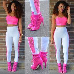Outfit- @immeboutique  Shoes- @solelavishshoes