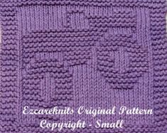Items similar to Knitting Cloth Pattern - WHEELBARROW - PDF on Etsy