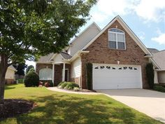Get Used To EASY Living with NO YARD Work Beautifully maintained Townhome in Rock Springs Townes. HOA covers yard maintenance at 125 monthly. The master bedroom is on the main level and this design offers a wonderful open design with hardwood floors in the living areas plus wood shutters and blinds throughout. A vaulted great room and gas log fireplace are a nice touch all appliances including washer and dryer stay. Upstairs features and Bonus roomLoft area plus 2 large bedrooms plus great…