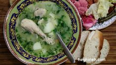 Chicken Rice Soup Recipe - Heghineh Cooking Show