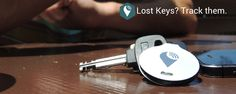 TrackR bravo will help you never lose anything again! You can even attach it to your dog or cat and know where they are!