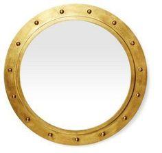 $249.00 Paloma Wall Mirror, Gold