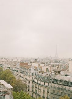 Paris France From Above | photography by http://brittanymahood.com