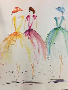 Are you a beginner and want some good idea for painting with watercolor? Here we have some Easy Watercolor Paintings For Beginners Watercolor Paintings For Beginners, Beginner Painting, Watercolor Beginner, Watercolor Cards, Watercolor Flowers, Abstract Watercolor, Simple Watercolor Paintings, Watercolor Dress, Art Flowers
