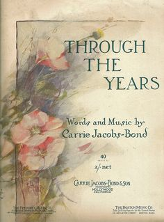 Through the Years - cover
