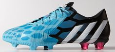 Blue / Black Adidas Predator Instinct 2014-2015 Boot Released - Footy Headlines