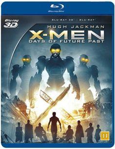 X-men days of future past 3D Blu-ray