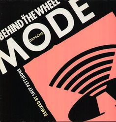 Depeche Mode - Behind The Wheel (Remixed By Shep Pettibone) (Vinyl) at Discogs