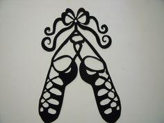 "Irish Dance Shoes ""Gillies"""