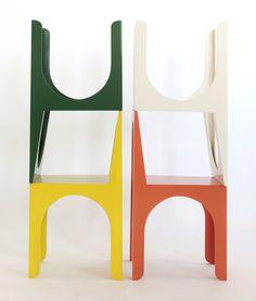 Silla Claudio chair.