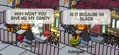 10 Things That Will Get You Banned From Disney's Club Penguin - BuzzFeed Mobile