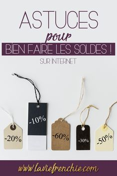 Astuces pour bien faire les soldes sur internet !  Article - La Vie Frenchie blog  Astuces, conseils, soldes, internet, sales, promotions, bonnes affaires, blogging, blog, lifestyle, style de vie, blogger, baby blogger, blogueuse, La Vie Frenchie