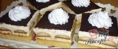 Recept Zákusek Sen krásné Šeherezády Czech Recipes, Ethnic Recipes, Desert Recipes, Carrot Cake, Nutella, Baked Goods, Tiramisu, Deserts, Food And Drink