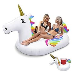 Home & Garden Gofloats Giant Large Inflatable Voyage Swan Pool Lake Water Float Raft White High Quality Materials